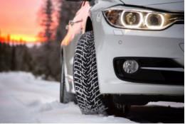 Підбір зимової гуми